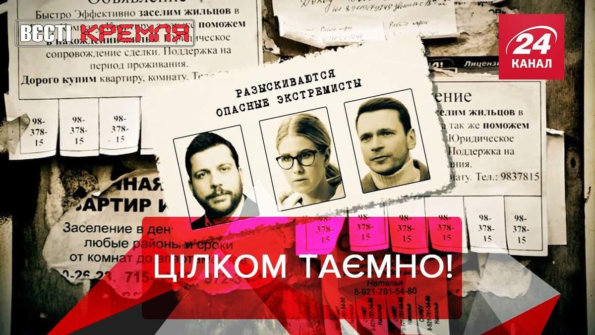 Вєсті Кремля 20.04.2021: Фонд Навального хочуть визнати екстремістами