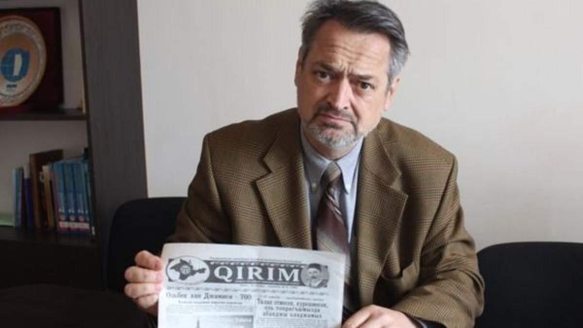 Оккупанты вынесли приговор редактору крымскотатарской газеты