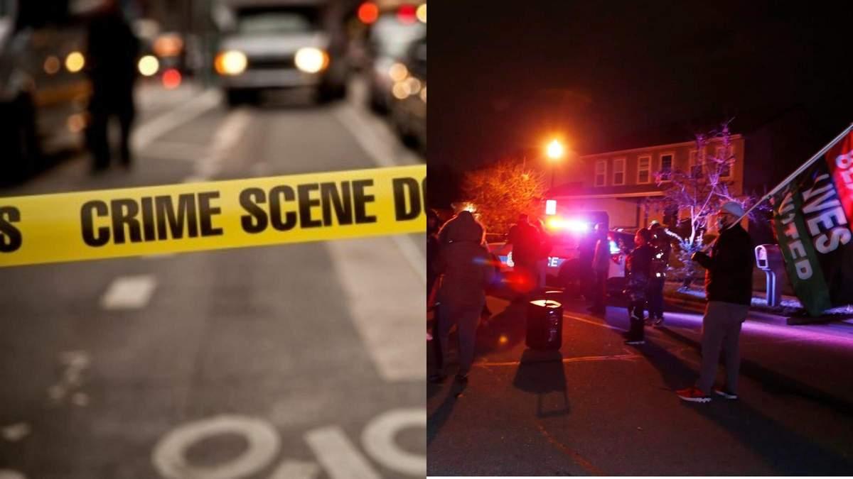 У США поліцейські 20 квітня 2021 застрелили 16-річну дівчину: відео