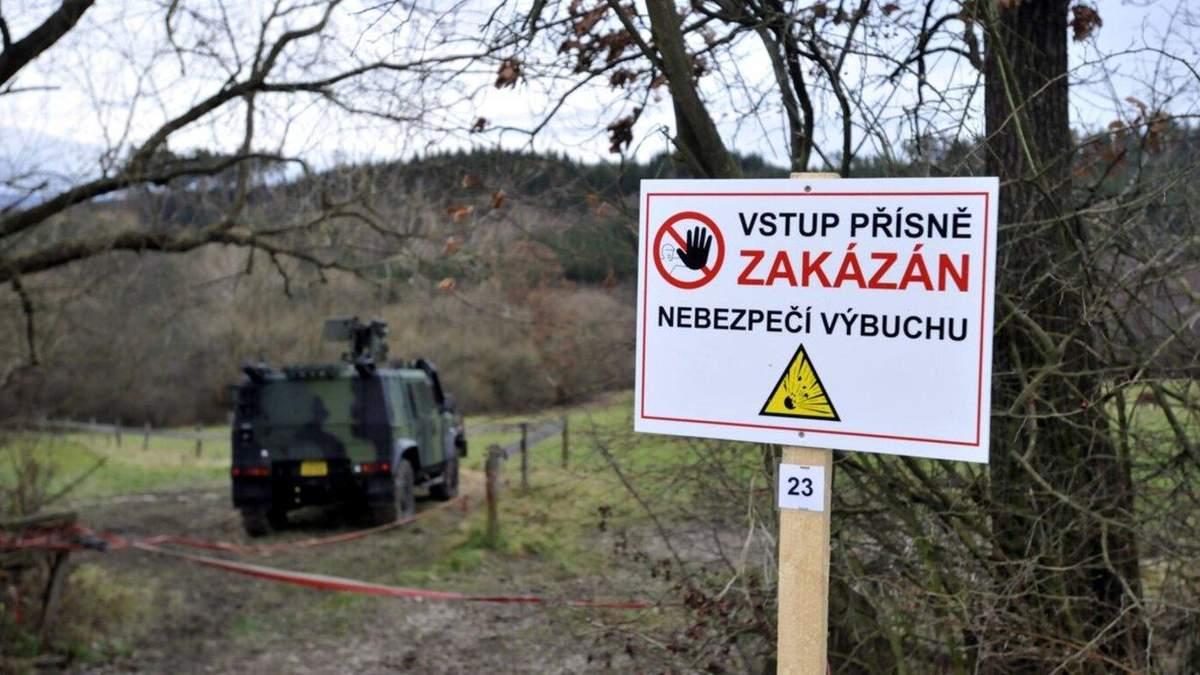 Чехія вимагатиме у Росії компенсацію за вибухи у Врбетіце