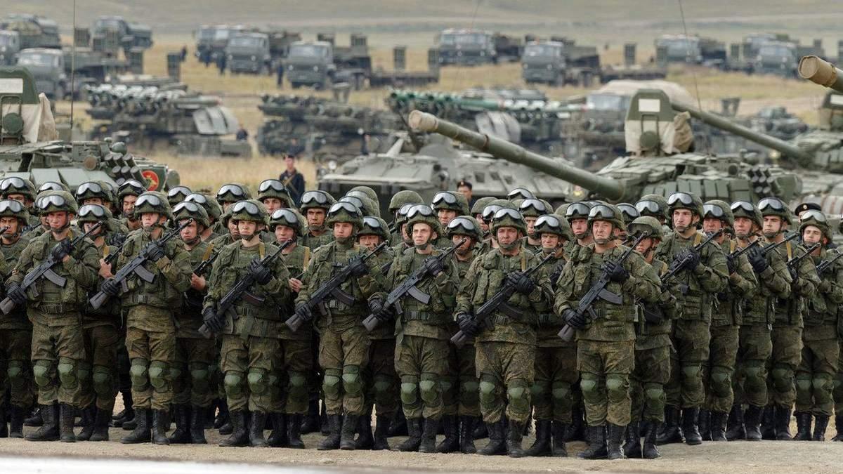 Російських військ біля кордону не достатньо для вторгення