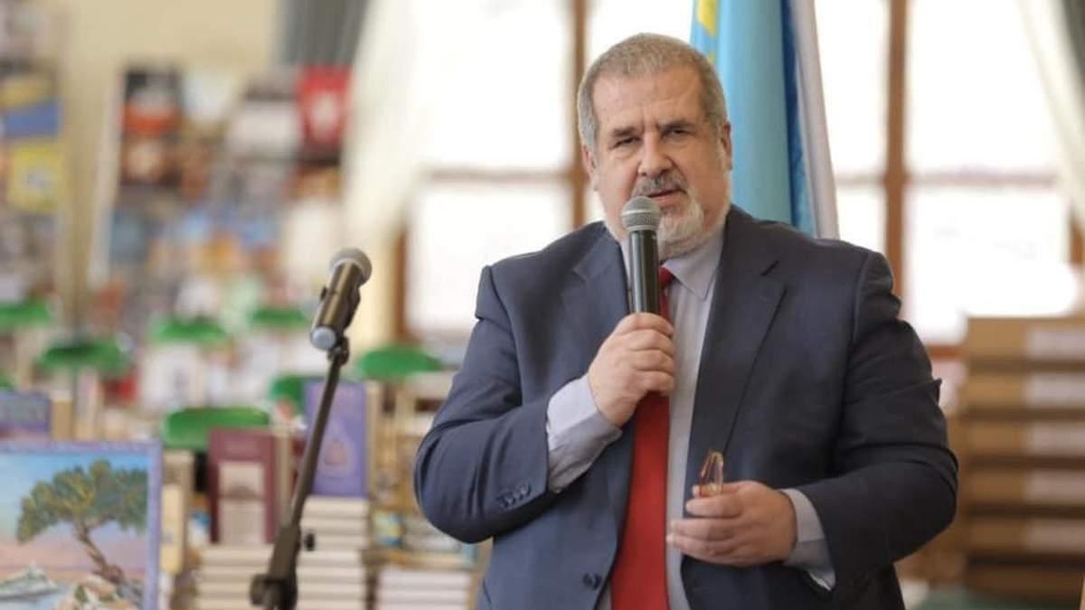 Чубаров: Росія шантажує тих, хто приєднуються до Кримської платформи