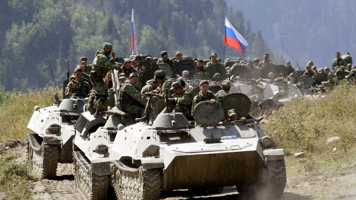 Основна ціль військ Росії на кордонах – налякати Україну, – Пономарьов