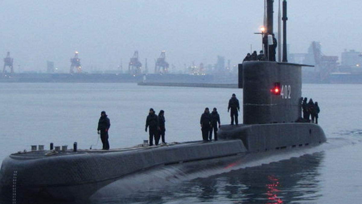 Поблизу Балі зник підводний човен з 53 людьми на борту