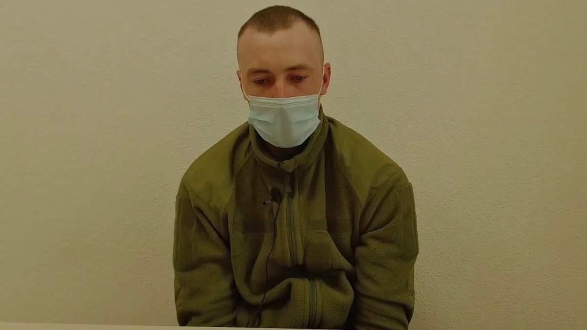 В Крыму осужден военный Добринский, которого похитили