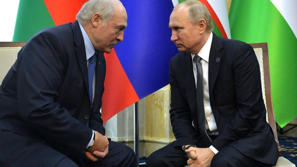 Замах на Лукашенка – інсценування спецслужб Росії, – Фесенко