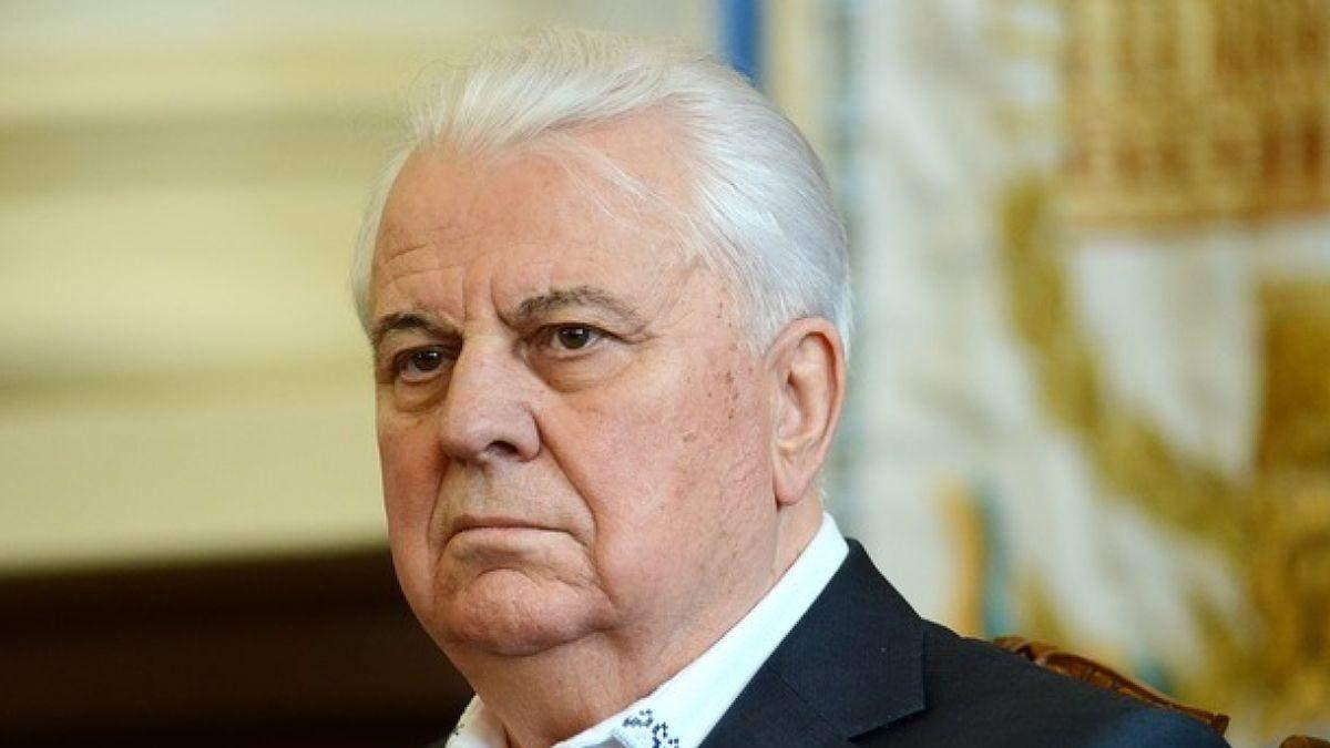 Є що сказати, – Кравчук теж готовий зустрітись з Путіним
