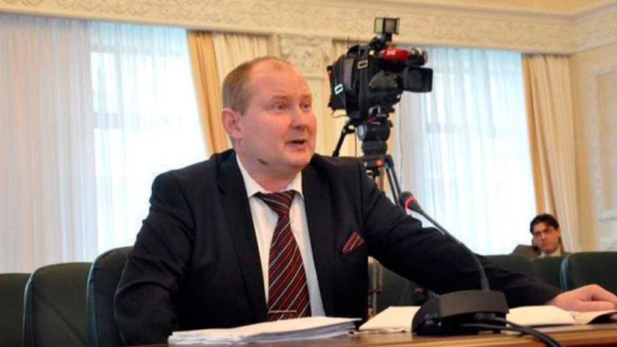 Молдова просит разрешение осмотреть авто, на котором вывезли Чауса