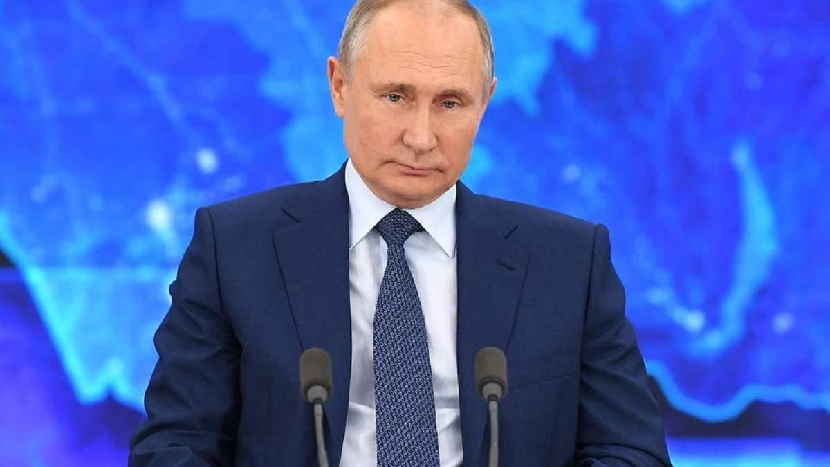 У Путіна розповіли, що вважають червоними лініями для Заходу