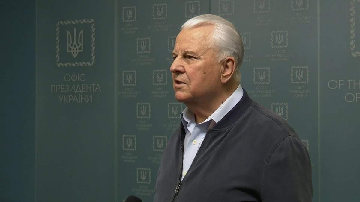 Зеленский поставил Путина в очень сложную ситуацию, – Кравчук