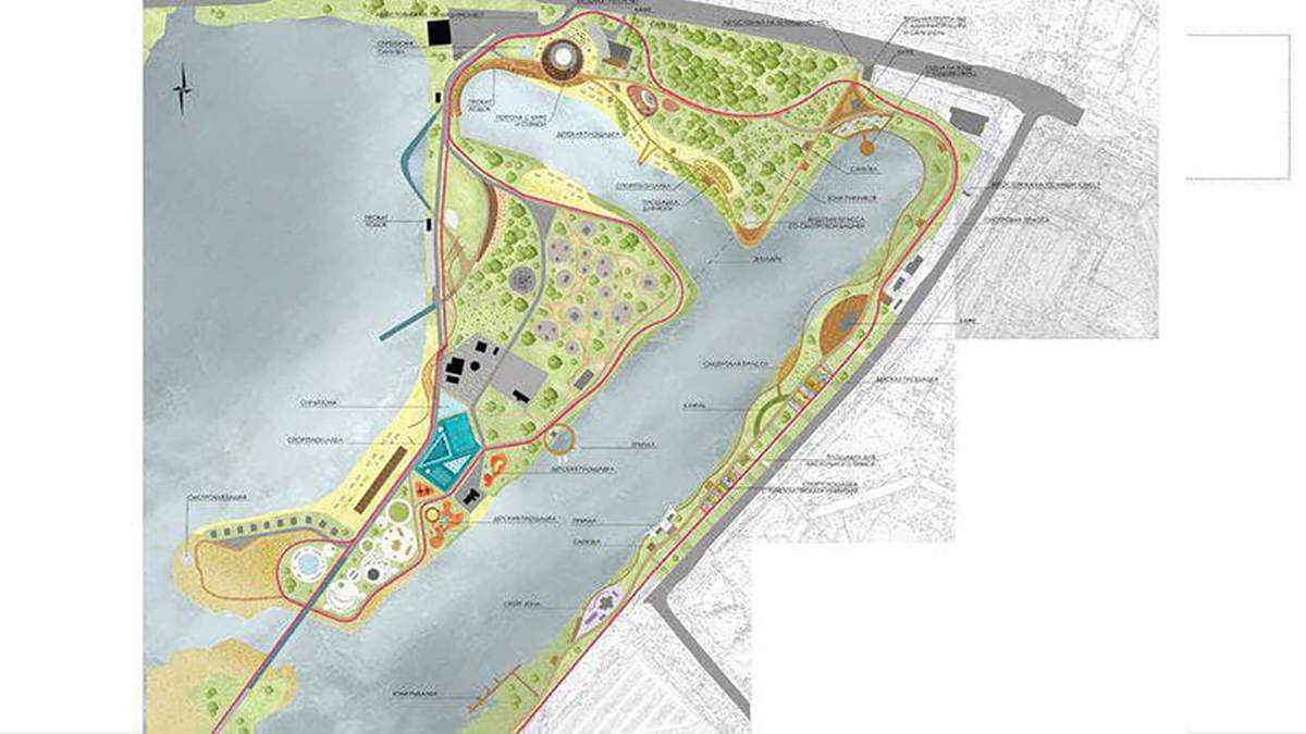 У Харкові проведуть реконструкцію Журавлівського гідропарку