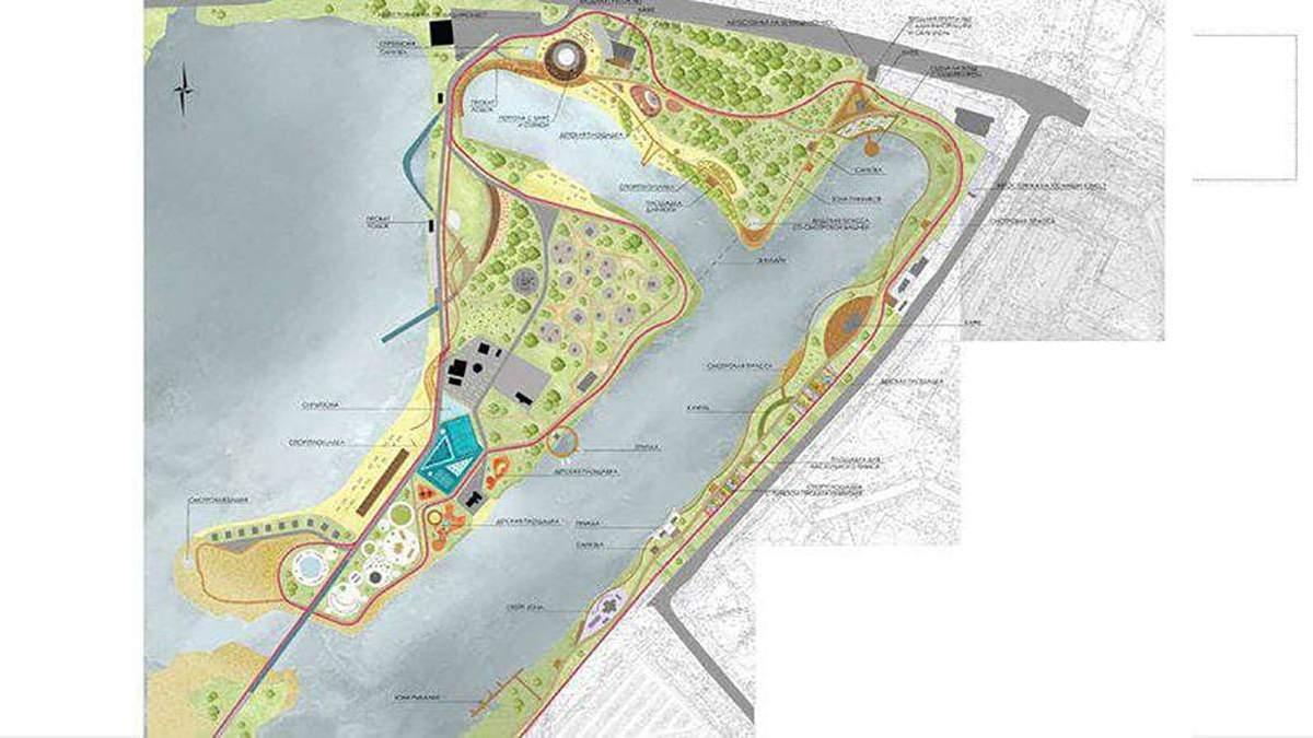 В Харькове проведут реконструкцию Журавлевского гидропарка