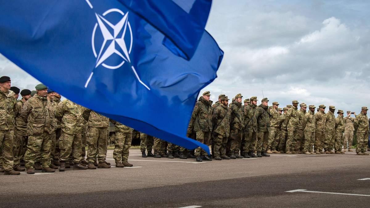 НАТО должен учесть серьезность намерений Украины, - Таран