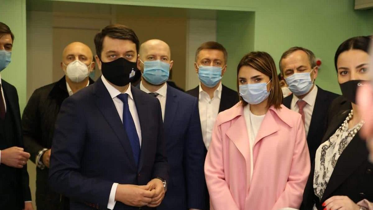 Новий реперфузійний центр дозволить надавати хворим ефективну і своєчасну меддопомогу, – Лабазюк