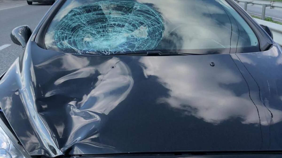 Під Дніпром Peugeot 22.04.2021 збив двох 12-річних дітей – фото