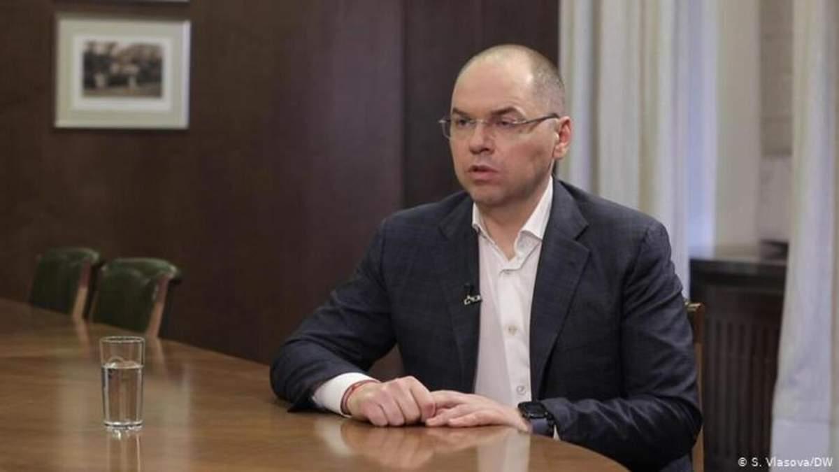 Степанов про обмеження на Великдень: додаткових не буде
