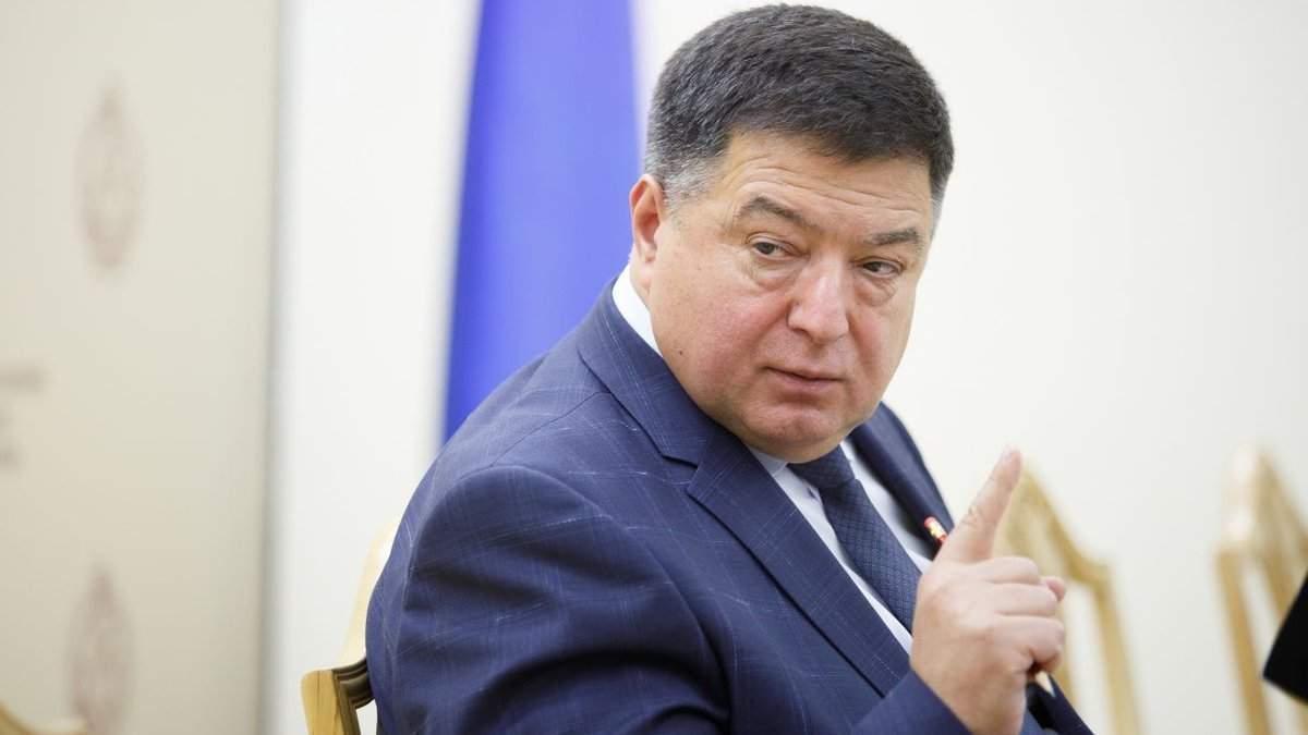 Суд разрешил обыски в Тупицкого и его родственников, – СМИ