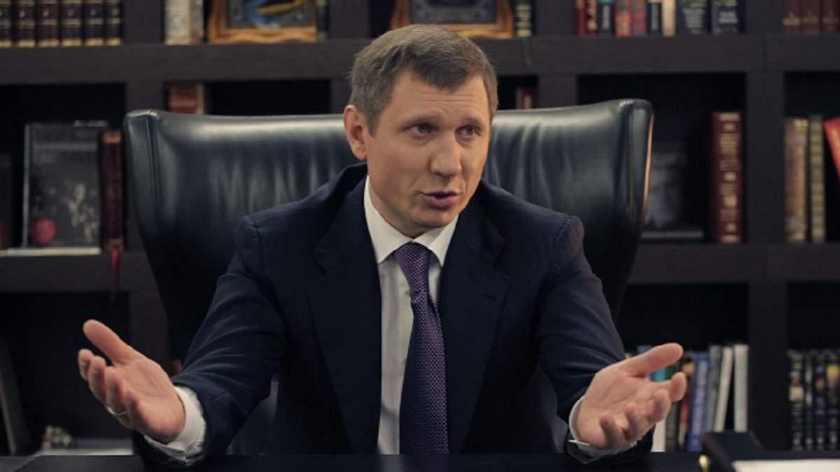 Сергій Шахов забув задекларувати цивільну дружину і її майно