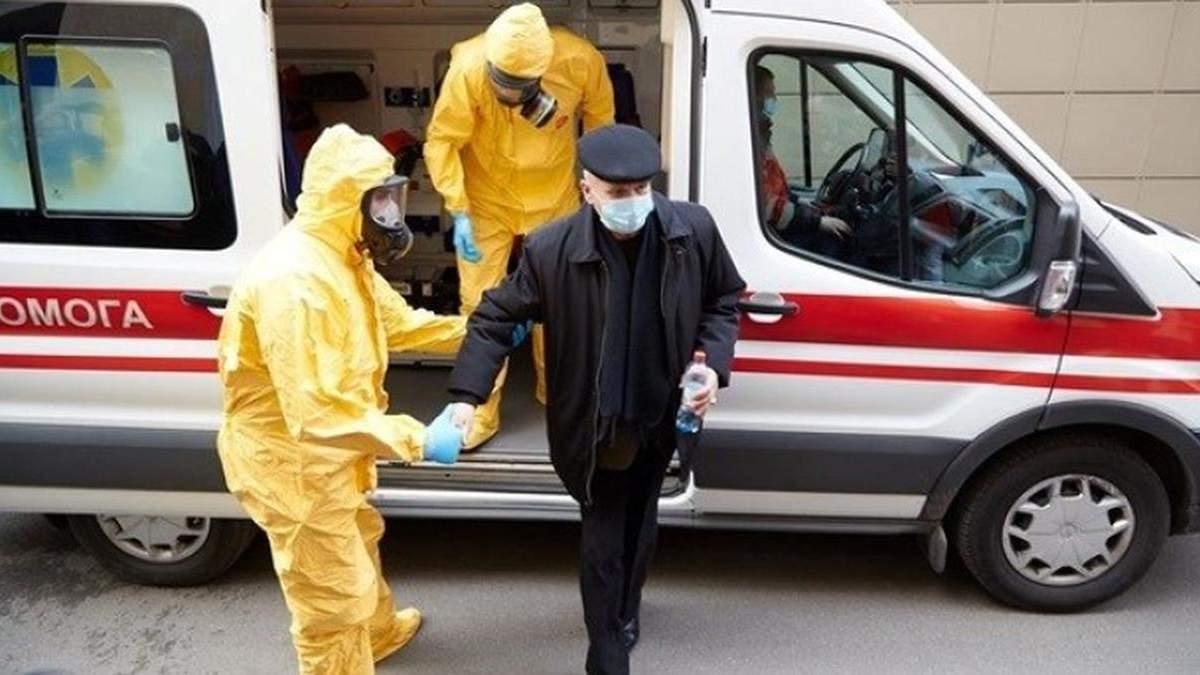 У Києві зменшилася кількість хворих на COVID-19