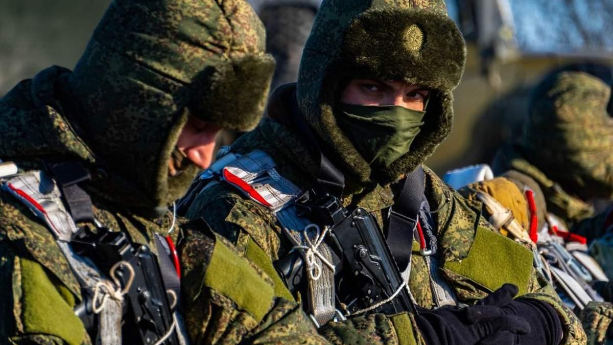 Войска России возвращаются с учений в Крыму