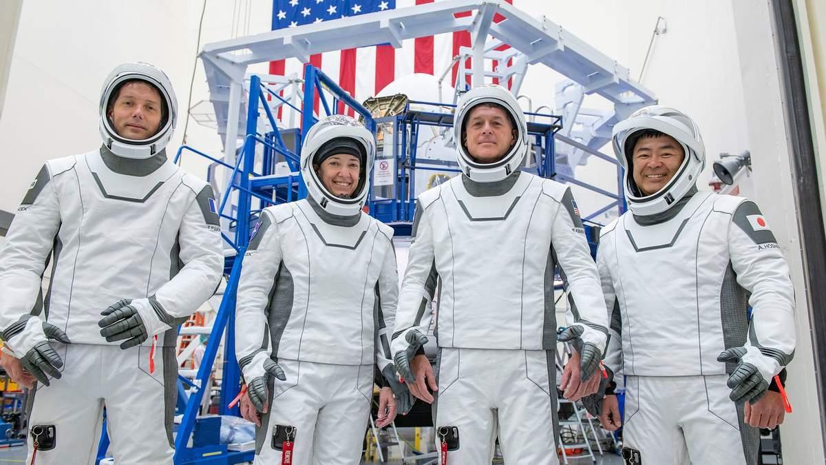 Екіпаж Crew-2
