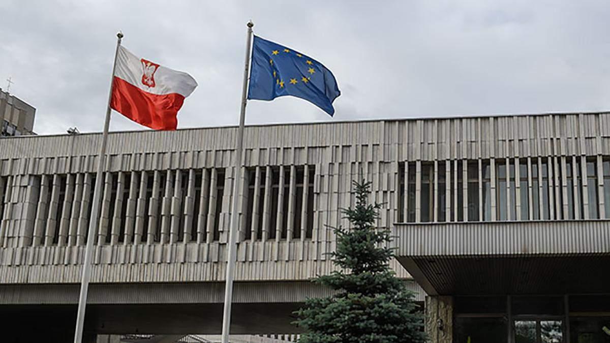 Россия высылает 5 польских дипломатов