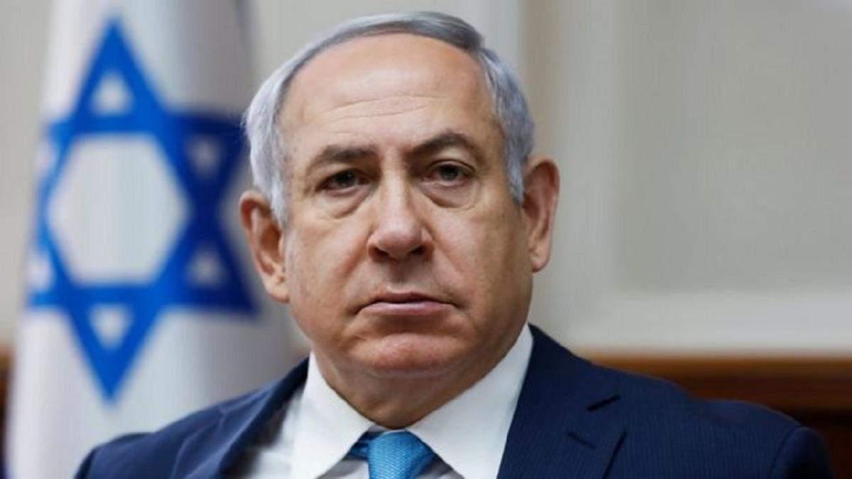 Украина просит Нетаньяху быть посредником в переговорах с Россией