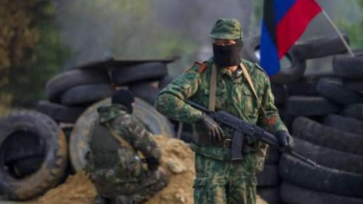 Окупанти планують провокації на Великдень на Донбасі