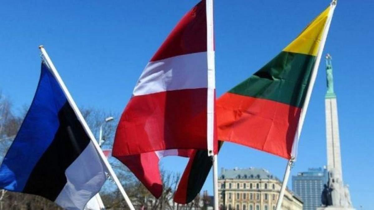 Країни Балтії висилають російських дипломатів вслід за Чехією