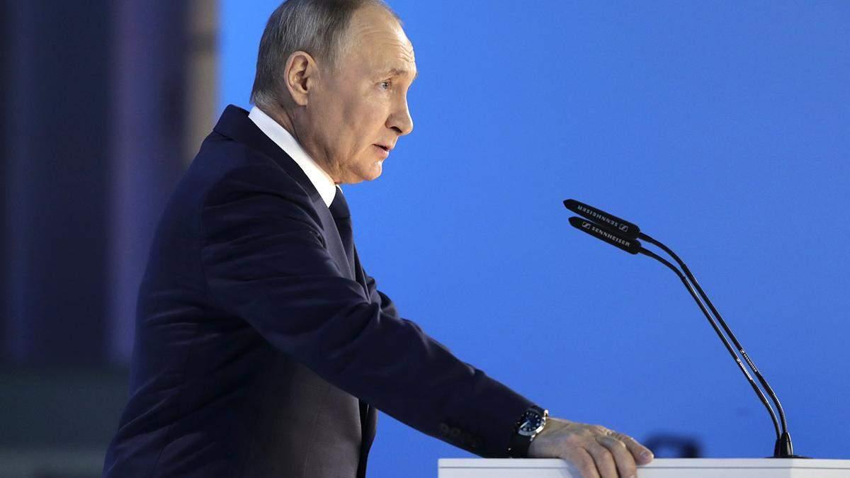 Речь Путина: о чем никогда не скажет глава Кремля