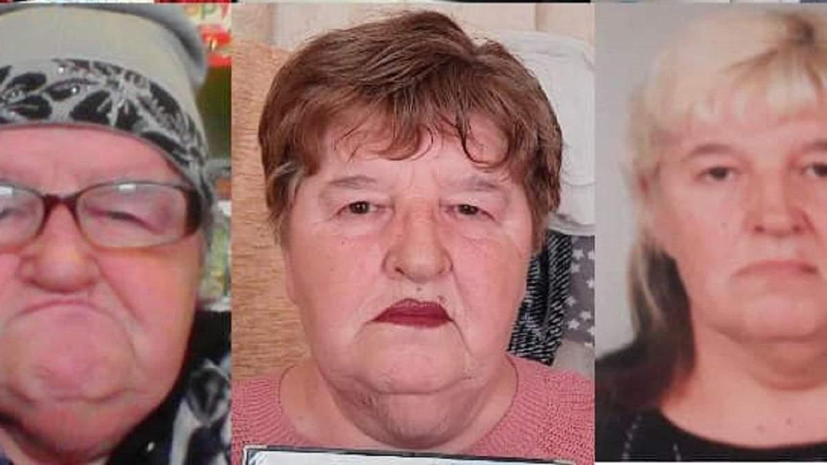Шокирующие фото перевоплощений 60-летней мошенницы из Днепра