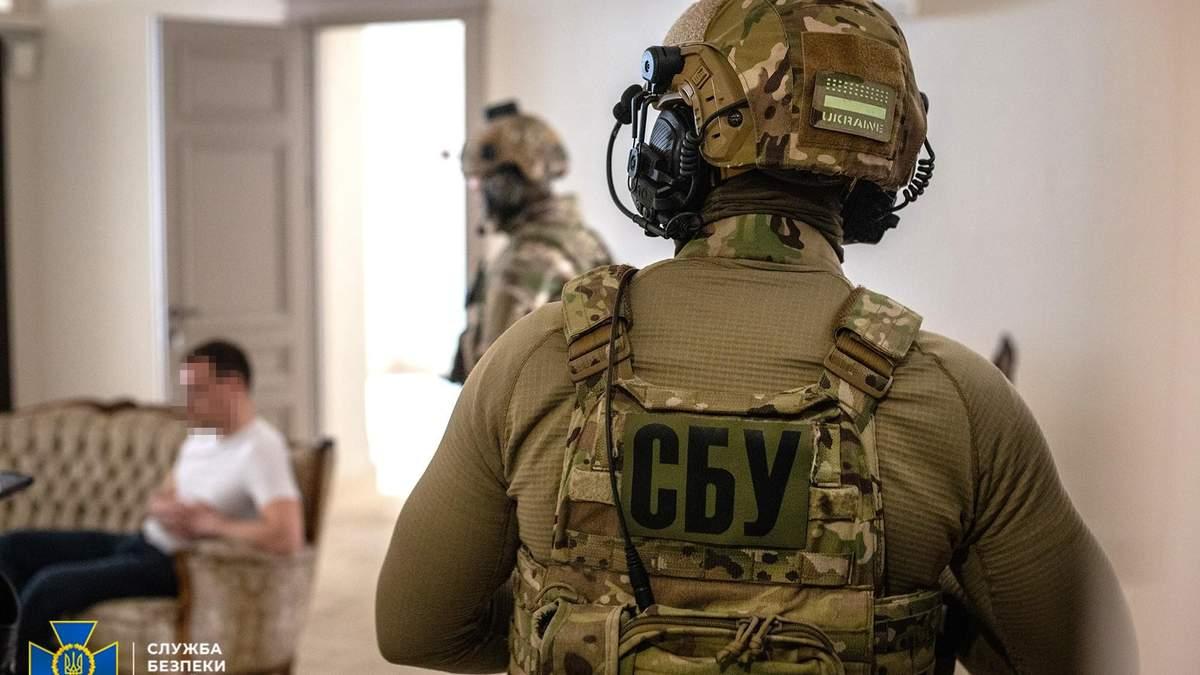 СБУ раскрыла хищение десятков тысяч гектаров украинских земель