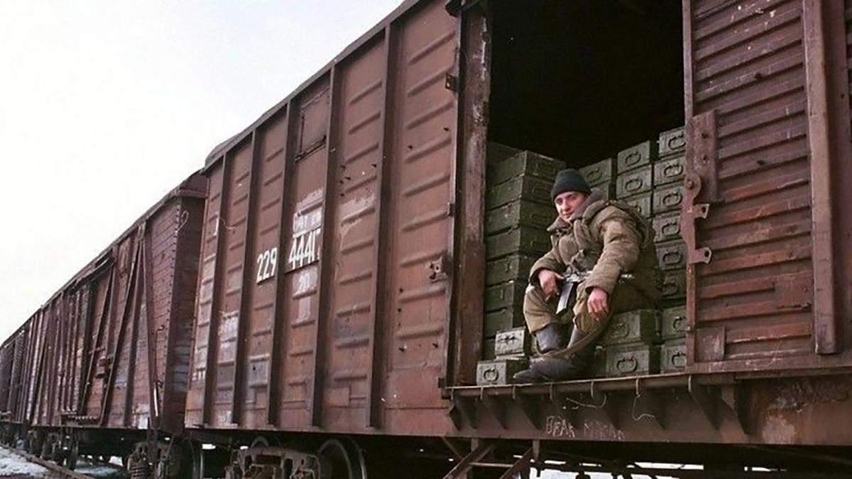 Журналист Казанский рассказал, как Россия поставляла боеприпасы боевикам на Донбасс: видео