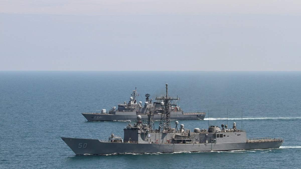 Росія закрила частину Чорного моря для іноземних кораблів