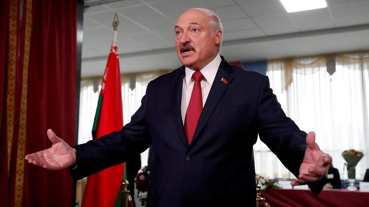 Лукашенко поскаржився, що його хотіли вбити