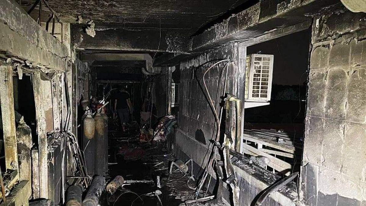 Смертельний вибух у лікарні Багдада: ймовірна причина