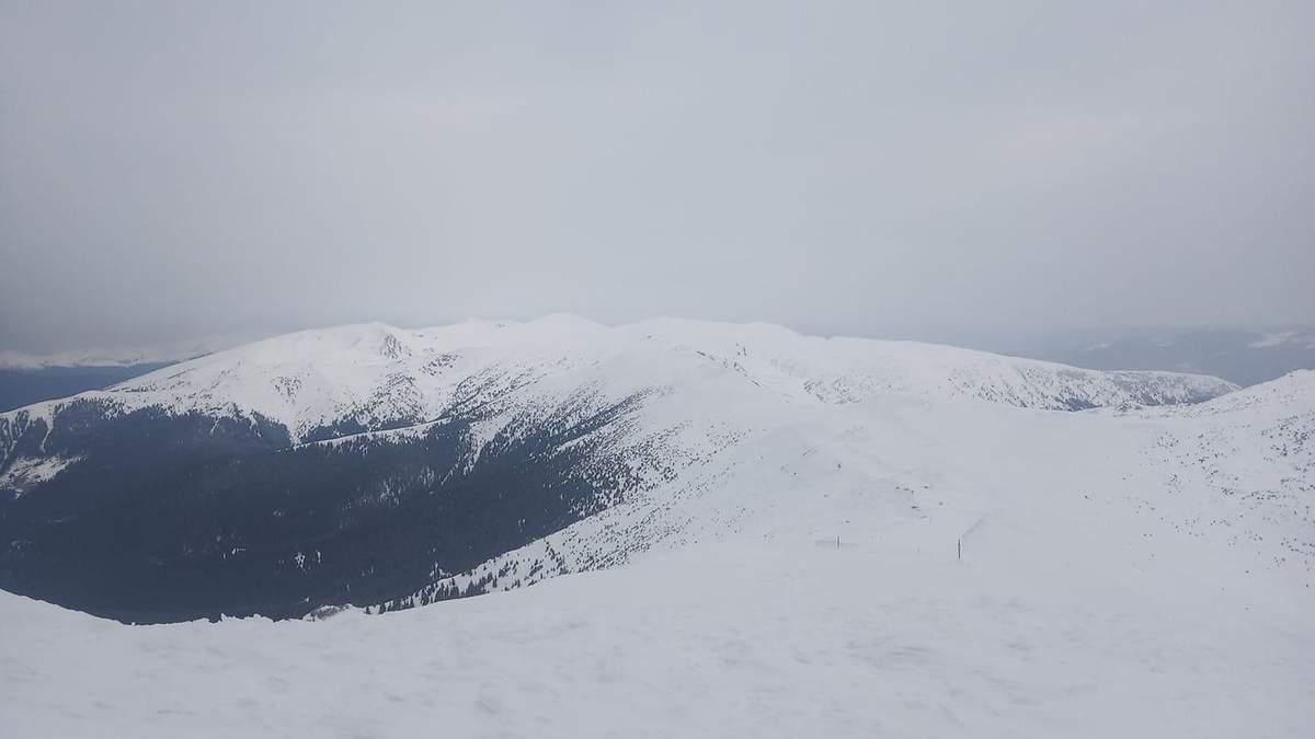 В Карпатах 25 апреля мороз и значительная лавинная опасность: прогноз