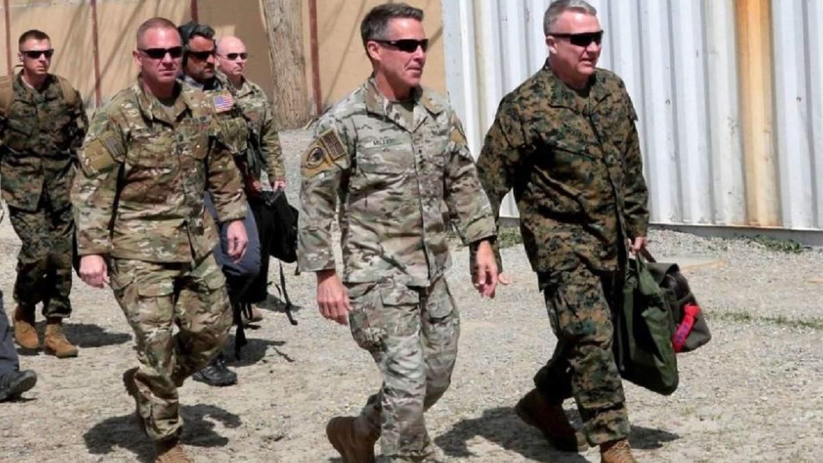 США і НАТО розпочали виведення військ з Афганістану
