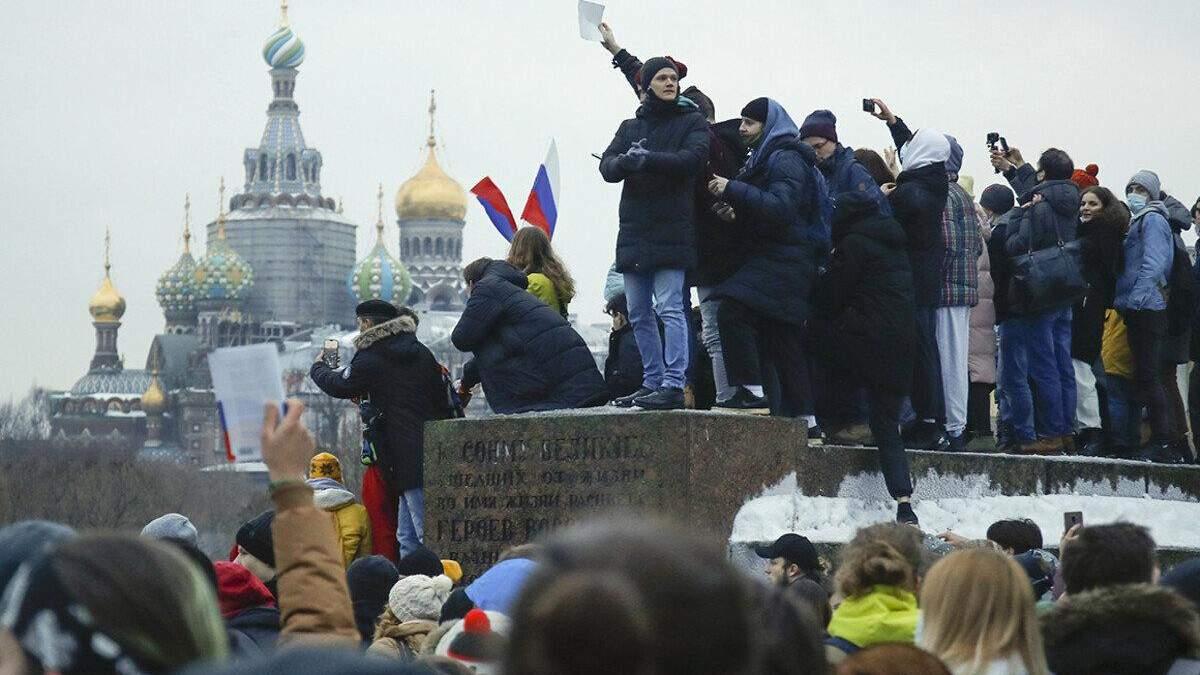 Формула революції в Росії: як Кремль може втратити владу