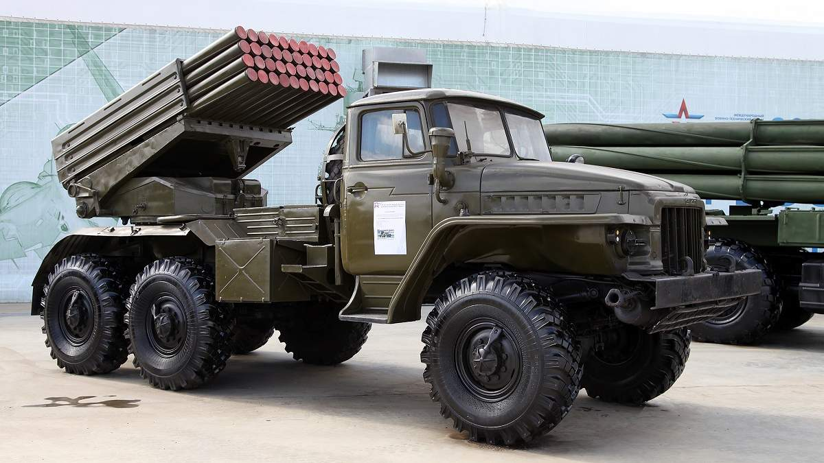 На Донбасі знову помітили російські Гради: деталі від ОБСЄ