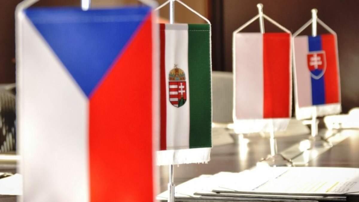 Польща терміново скликає прем'єрів Вишеградської групи через Росію