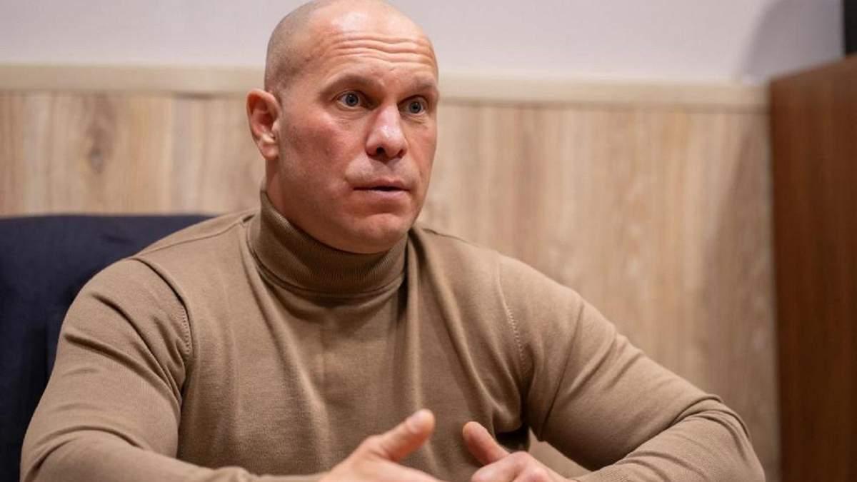 Ілля Кива осоромився під час захисту дисертації