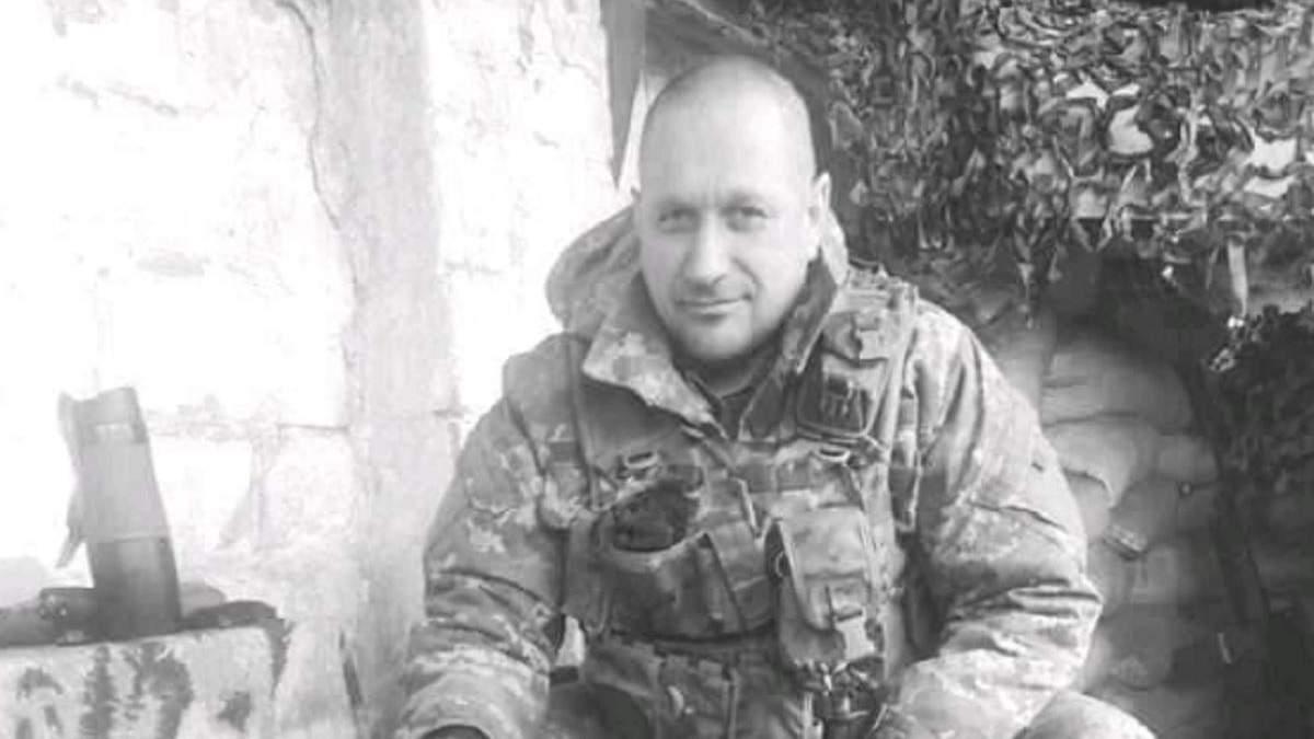 На Донбасі помер військовий з Прикарпаття Іван Ковальовський