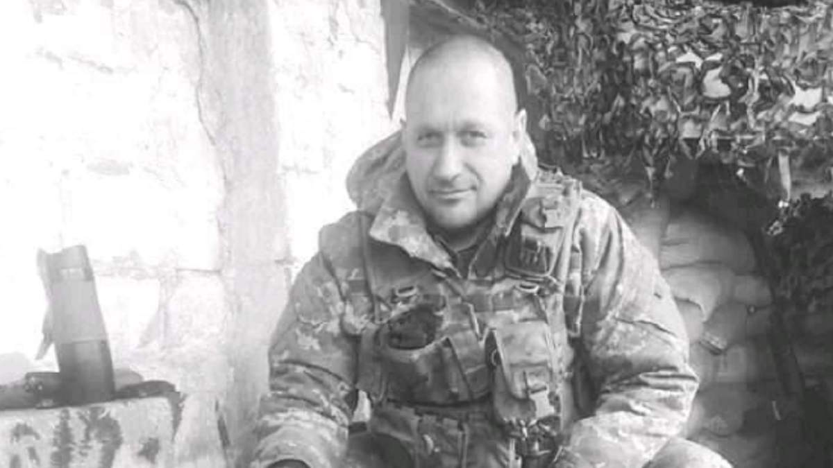 На Донбассе умер военный из Прикарпатья Иван Ковалевский
