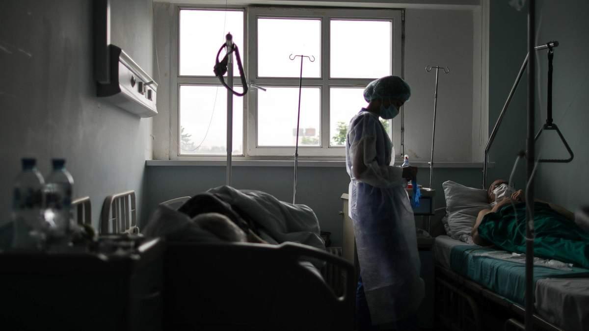 Получили в последние минуты: в Сокальской ЦРБ едва хватило кислорода для пациентов с COVID-19