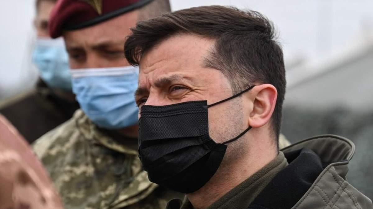 Зеленський про відвід військ Росії: ми повинні бути готові