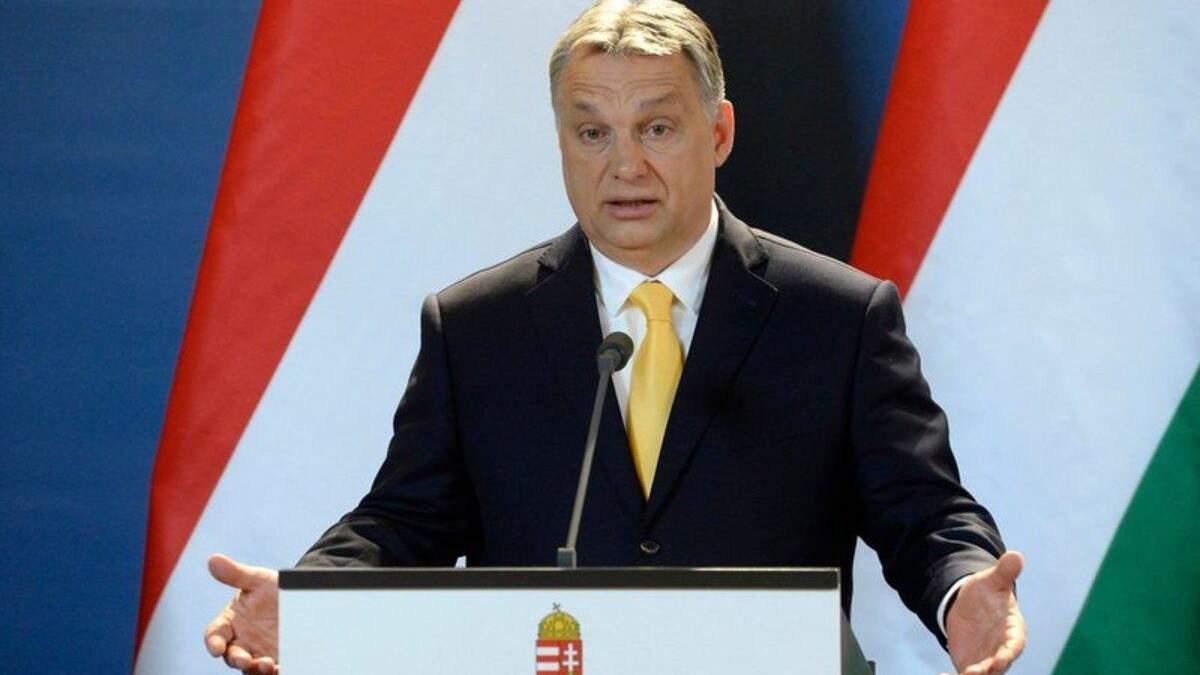 Угорщина заблокувала жорстку заяву Вишеградської групи по Росії