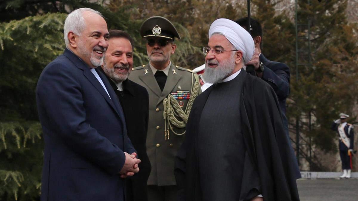 Політичні лідери Ірану