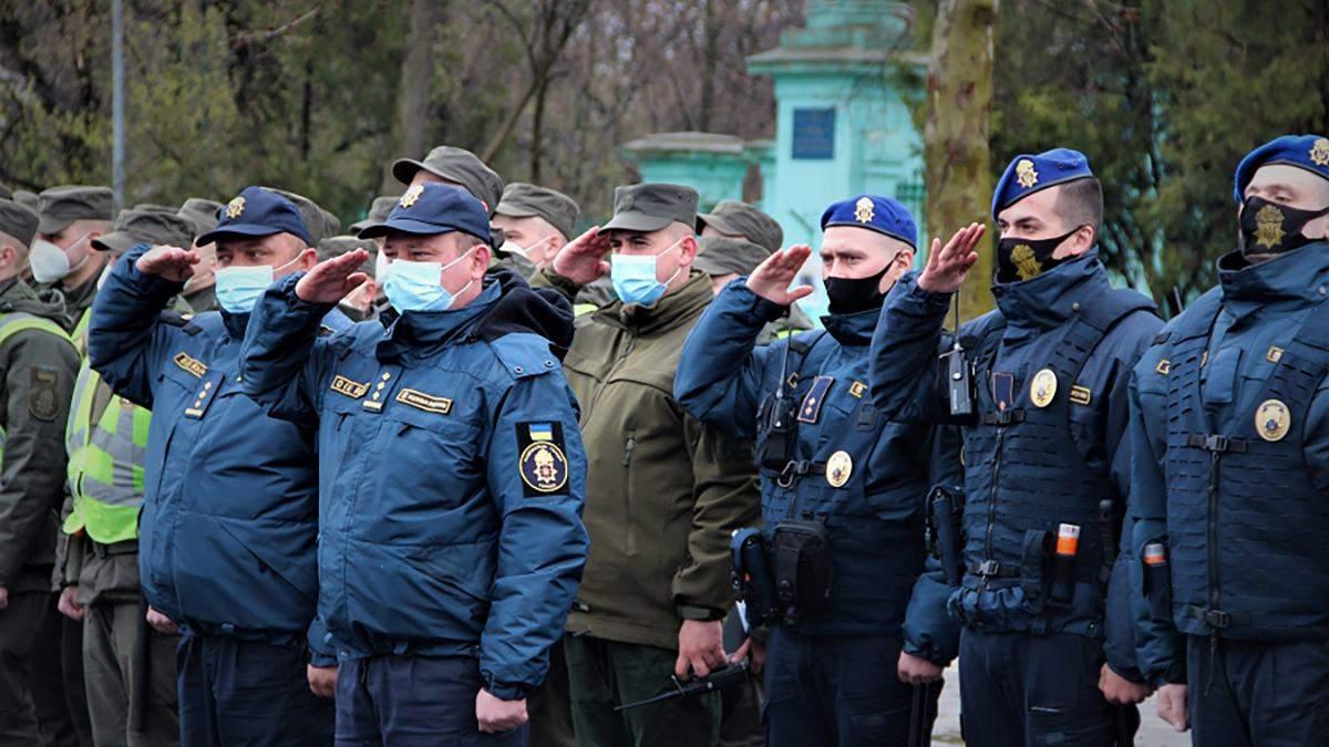 В Одесі посилюють безпеку до 2 травня: прибули додаткові Нацгвардійці