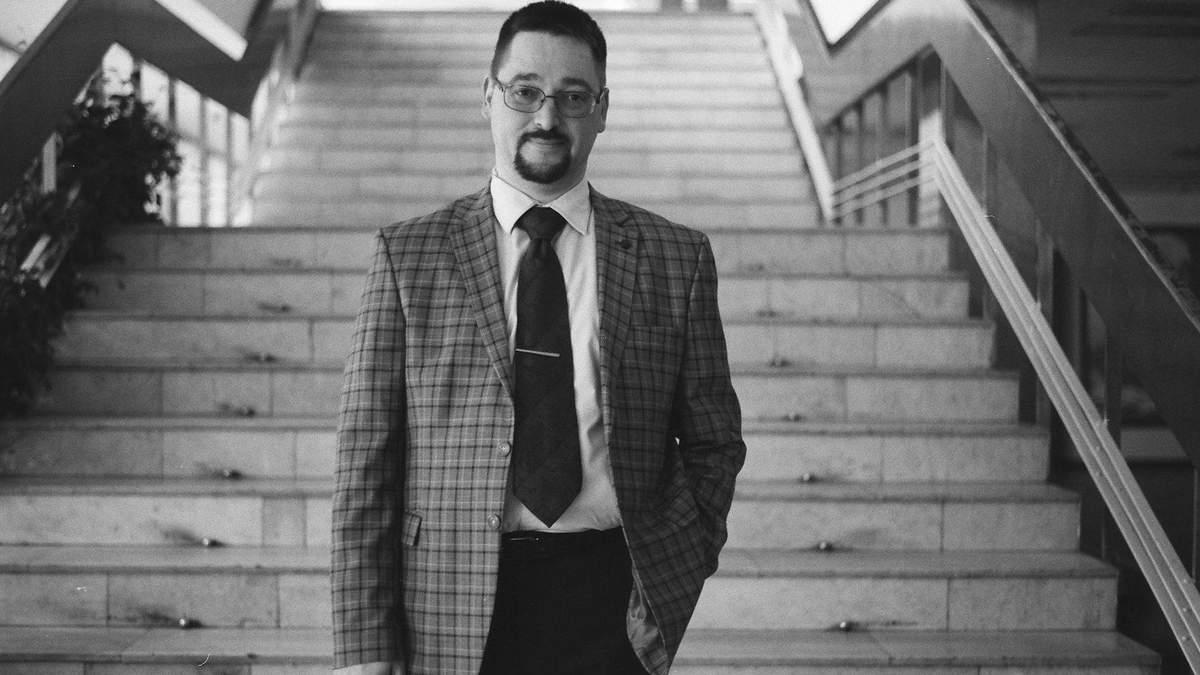 УКФ отримав нового виконавчого директора: коротка біографія Владислава Берковського